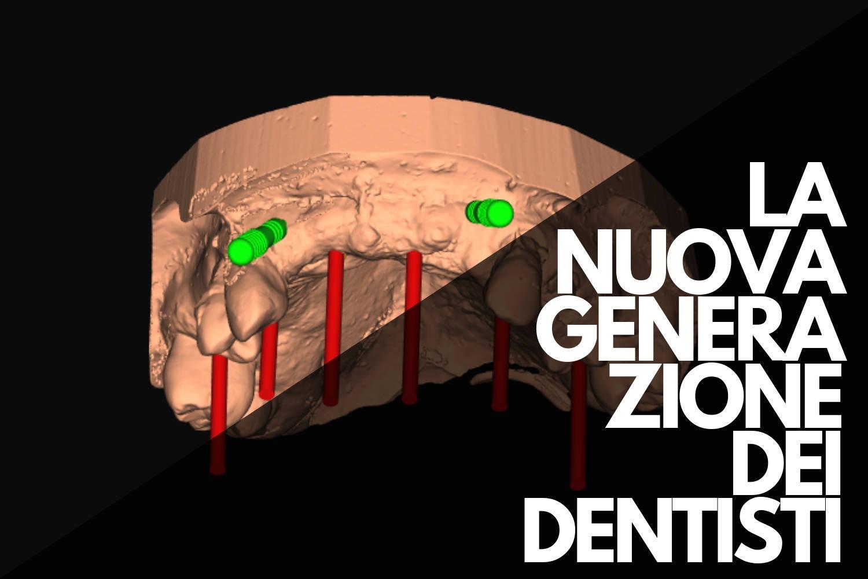 Studio Dentistico Pinzarrone - Banner Immagine 3D arcata